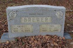Ethel <I>Carpenter</I> Brewer