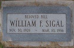 William F Sigal