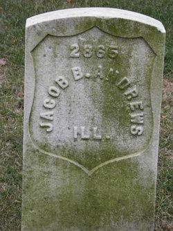 Pvt Jacob B Andrews