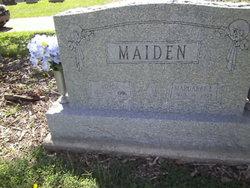 Margaret L <I>Ryan</I> Maiden