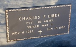"""Charles F. """"Toby"""" Libey"""