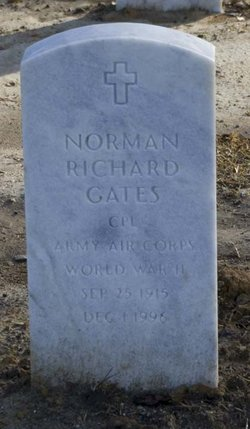 Norman Richard Gates