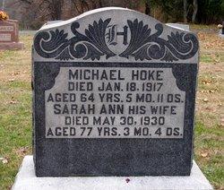 Michael Hoke
