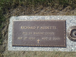 Richard Patrick Audette