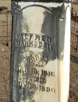 Alfred Barksdale