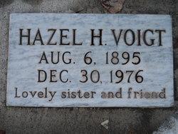 Hazel <I>Henrie</I> Voight