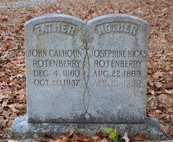 John Calhoun Rotenberry