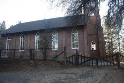 Saint Annes Catholic Churchyard
