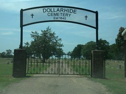 Dollarhide Cemetery