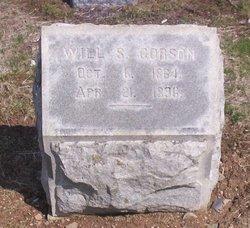 William Spencer Corson