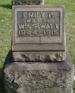 Emma P. Watt