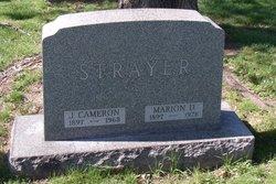 Marion D. <I>Reibson</I> Strayer