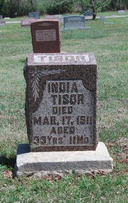 Indianola <I>Frazier</I> Tisor