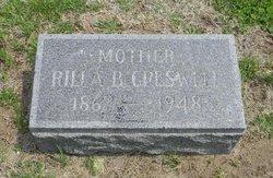 Rilla <I>Bratton</I> Creswell