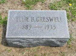 Nellie B Creswell