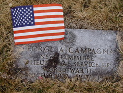 2LT George Alfred Campagna