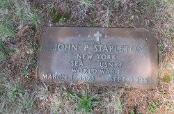 John Patrick Stapleton