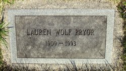 Lauren Wolf Pryor