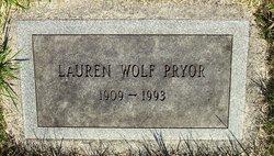 Lauren Wolf Pryor