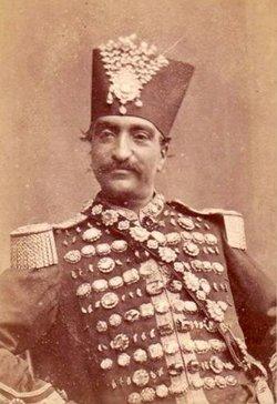 Nasser-al-Din, Shah