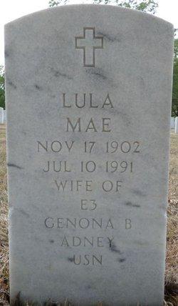 Lula Mae Adney
