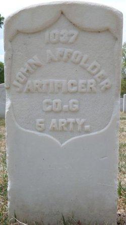 John Affolder