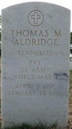 Thomas Milford Aldridge