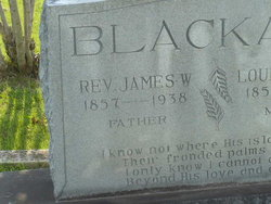 Rev James W. Blackard