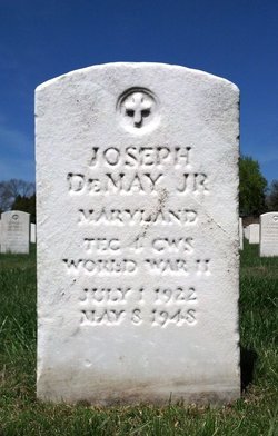 Joseph DeMay, Jr