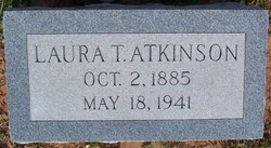 Laura Annette <I>Terry</I> Atkinson