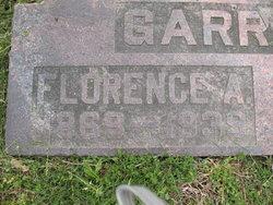 Florence A. <I>Cowger</I> Garrison