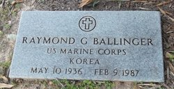 Raymond George Ballinger