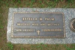Estella Mae <I>Reber</I> Palm