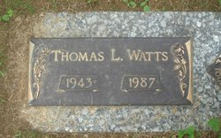 Thomas L. Watts