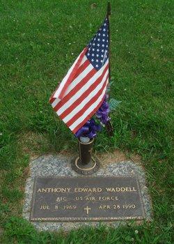 Anthony Edward Waddell