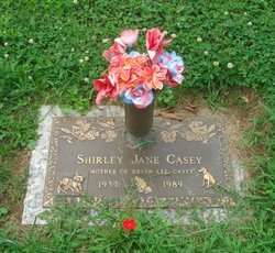 Shirley Jane Casey