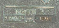Edith B. <I>Von Ins</I> Nicodemus