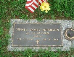 Sidney James Peterson