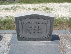 Bonnie <I>Brown</I> Antill