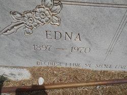 Edna Myrtle <I>Redd</I> McMahon