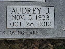 Audrey J <I>Wilson</I> Giovannazzo
