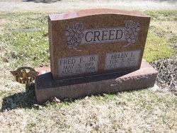 Helen Louise <I>Tussing</I> Creed