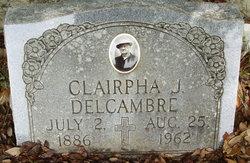 Clairphe Joseph Delcambre