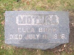 """Hellen Anginette """"Ella"""" <I>Earl</I> Brew"""
