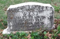 Chester Davis West