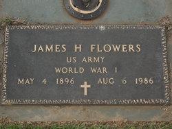 James Hamilton Flowers