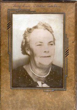 Lucy Ann <I>Wardle</I> Shelton