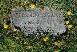 """Eleanor Rebecca """"Ella"""" <I>Zimmerman</I> Kemp"""
