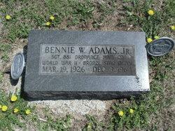 Bennie W Adams, Jr