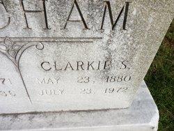 Clarkie S. Beacham